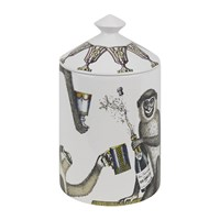 Fornasetti Aperitivo Scented Candle Black And White