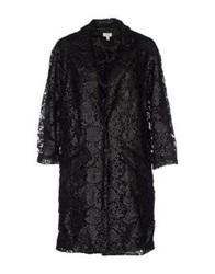 Hoss Intropia Full Length Jackets Black