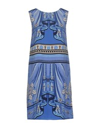 Alice By Temperley Dresses Short Dresses Women Pastel Blue