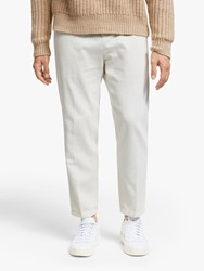 Tiger Of Sweden Cone Corduroy Trousers Off White
