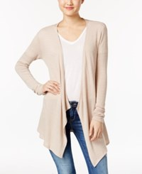 Volcom Juniors' Draped Cardigan Natural