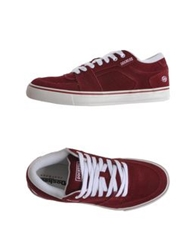 Dockers By Gerli Low Tops And Trainers Maroon