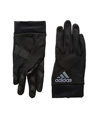 Adidas Shield Black Charcoal Liner Gloves
