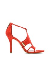 Trina Turk Lucca Heel Coral