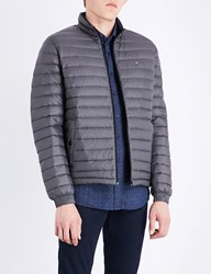 Tommy Hilfiger Down Filled Quilted Shell Jacket Magnet