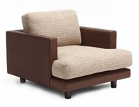 Knoll D Urso Residential Lounge Chair