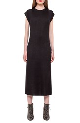 Akris Women's Bicolor Cashmere And Silk Tunic Dress