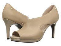 Lifestride Ask My Name Taupe High Heels