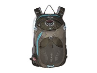 Osprey Mira Ag 18 Fossil Grey Backpack Bags Gray