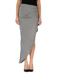 Just Female Skirts Long Skirts Women Grey