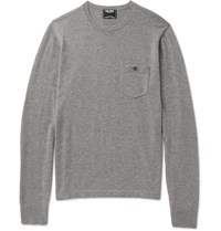 Todd Snyder Nyder Cahmere Weater Gray