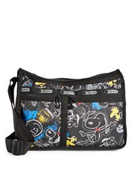 Le Sport Sac Deluxe Everyday Bag Chalkboard