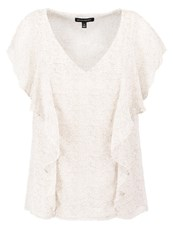 Banana Republic Blouse Cocoon Off White