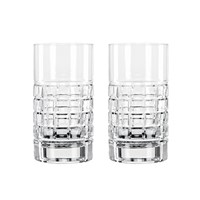 Waterford Jo Sampson London Hiball Tumblers Set Of 2