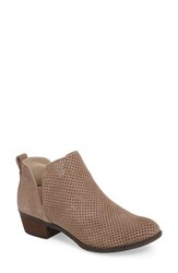 Women's Bp. Faren Bootie Taupe Leather