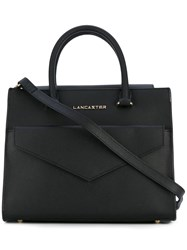 Lancaster Adeline Tote Women Leather One Size Black