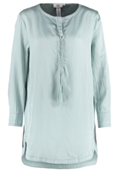Noa Noa Tunic Dark Mint