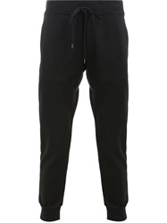 Attachment Relaxed Trousers Black