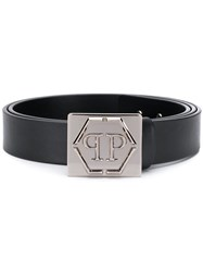 Philipp Plein Statement Belt Black