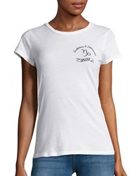 Project Social T Capricorn Short Sleeve Embroidered Tee