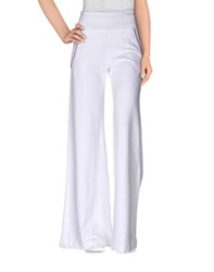 Pinko Sunday Morning Trousers Casual Trousers Women White