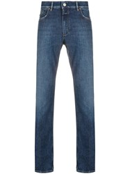 Closed Mid Rise Straight Leg Jeans 60