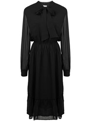 Anine Bing Hannah Dress Black