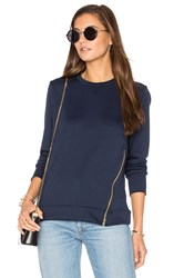 Candc California Courtney Pullover Navy