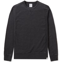 Bedwin And The Heartbreakers Langston Crew Sweat Black