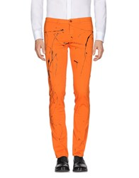 Yoon Trousers Casual Trousers Orange