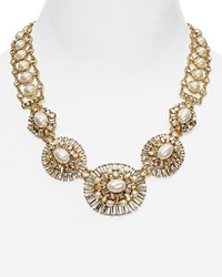 Kate Spade New York Faux Pearl Statement Necklace 17