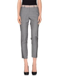 Manuel Ritz Casual Pants Grey