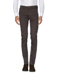 Henry Smith Casual Pants Dark Brown