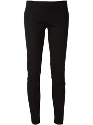 Gareth Pugh Stretch Legging Trousers Black