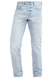 Scotch And Soda Ralston Slim Fit Jeans Forty Percent Proof Bleached Denim