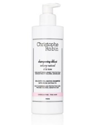 Christophe Robin Delicate Volumizing Shampoo With Rose Extracts No Color