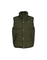Cape Horn Down Jackets Green