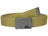 Quiksilver Principle Belt Plaza Taupe Men's Belts Green