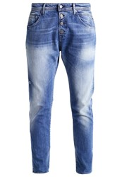 Replay Pilar Relaxed Fit Jeans Blue Denim