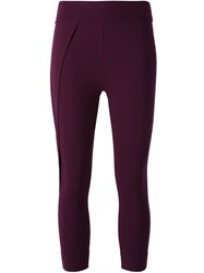 No Ka' Oi Monochromatic Leggings Pink Purple