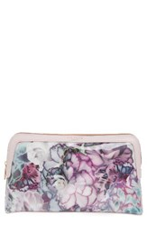 Ted Baker London Large Illuminated Bloom Cosmetics Case