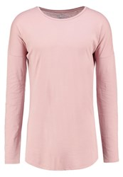 Your Turn Long Sleeved Top Mauve