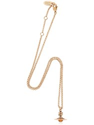 Vivienne Westwood New Petit Orbit Pendant Necklace