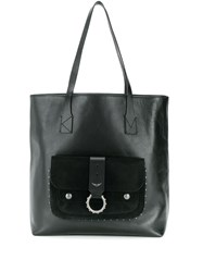 Zadig And Voltaire Kate Suede Shopper Bag 60