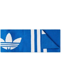 Adidas Football Scarf Blue