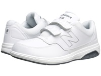 New Balance Mw813 Hook And Loop White Men's Walking Shoes