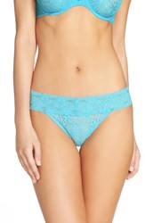 Wacoal Women's 'Halo Lace' Thong