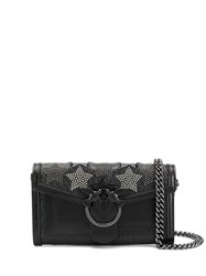 Pinko Starry Sky Wallet Bag Black