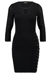 Morgan Jumper Dress Noir Black