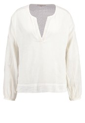 Cream Molly Blouse Chalk Off White
